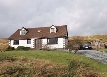 Thumbnail 5 bed detached house for sale in Drynoch, Carbost, Isle Of Skye