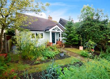 Thumbnail 2 bed detached bungalow for sale in Cross End, Thurleigh, Bedford