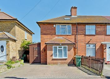 Thumbnail 3 bed end terrace house for sale in Selby Road, Carshalton