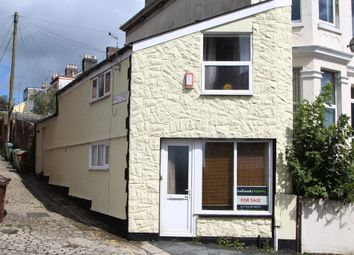 Thumbnail 1 bedroom end terrace house for sale in Hyde Park Road, Mutley, Plymouth