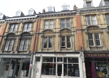 Thumbnail 1 bed flat to rent in Regent Street, Clifton, Bristol