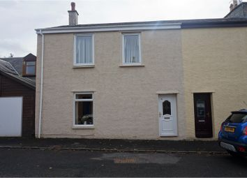 Thumbnail 3 bed end terrace house for sale in High Street, Newmilns