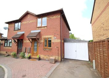 Thumbnail 2 bedroom semi-detached house for sale in The Lawns, Bedworth