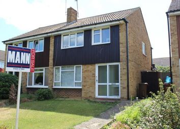 Thumbnail 3 bed terraced house for sale in Beechings Way, Gillingham, Kent, United Kingdom