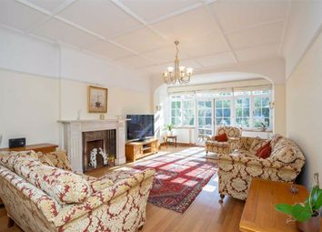 Thumbnail 5 bed detached house for sale in Rotherwick Road, Hampstead Garden Suburb
