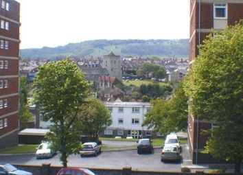 Thumbnail 1 bed property to rent in Arlington House, Upperton Road, Eastbourne