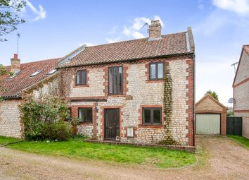 Thumbnail 3 bedroom property for sale in Hythe Road, Methwold, Thetford
