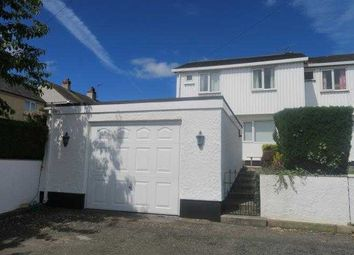 Thumbnail 3 bed semi-detached house for sale in Mill Lodge Estate, Llandegfan, Menai Bridge