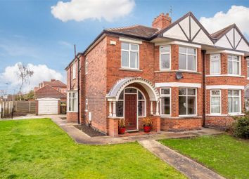 Thumbnail 4 bed semi-detached house for sale in Heworth Green, Heworth, York