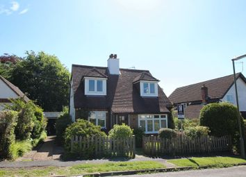 Thumbnail 3 bed detached house to rent in Pitfold Avenue, Haslemere