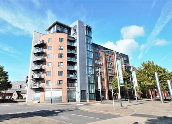 Thumbnail 1 bed flat for sale in Princess Way, Swansea