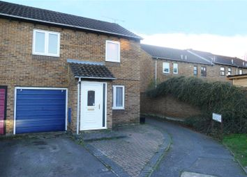 Thumbnail 3 bed semi-detached house for sale in Bridport Close, Lower Earley, Reading, Berkshire