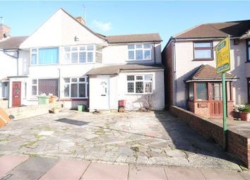 Thumbnail 4 bed semi-detached house to rent in Ramillies Road, Blackfen, Sidcup