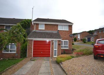 Thumbnail 3 bedroom detached house for sale in Watermeadow Drive, Watermeadow, Northampton