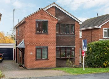 Thumbnail 3 bed detached house for sale in Stanley Road, Market Bosworth, Nuneaton