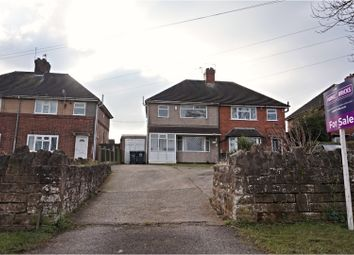 Thumbnail 3 bed semi-detached house for sale in Main Road, Watnall