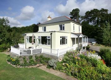Thumbnail 4 bed detached house for sale in The Driffolds, Longdown, Exeter