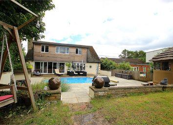 Thumbnail 5 bedroom detached house for sale in Ham Island, Old Windsor, Berkshire