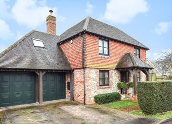 Thumbnail 4 bed detached house for sale in Woodlands Avenue, Emsworth