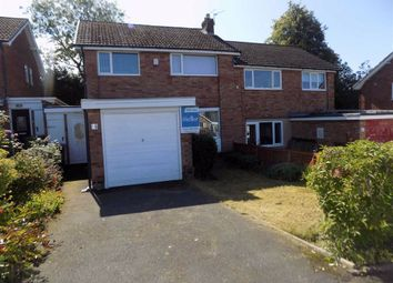3 bed semi-detached house for sale in Briarley Gardens, Woodley, Stockport SK6
