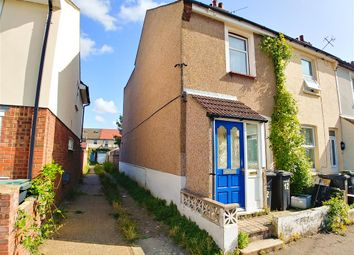 Five Ash Road, Northfleet, Gravesend DA11. 2 bed end terrace house