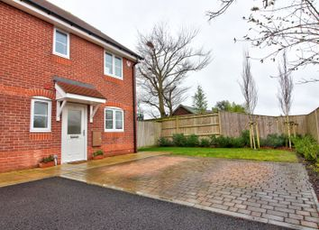 Thumbnail 3 bed semi-detached house for sale in Hilltop Road, Earley, Reading