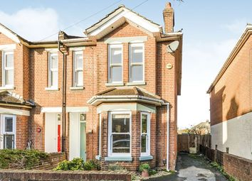 Thumbnail 3 bed semi-detached house for sale in West Road, Southampton