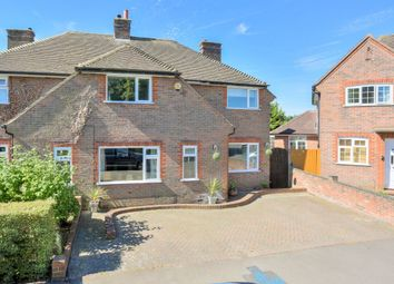 Thumbnail 4 bed semi-detached house for sale in Nicholls Close, Redbourn, St. Albans