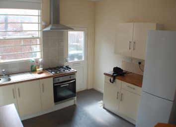 Thumbnail 4 bedroom terraced house to rent in Alderson Place, Sheffield, South Yorkshire