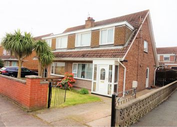 Thumbnail 3 bed semi-detached house for sale in Kingsway, Carrickfergus