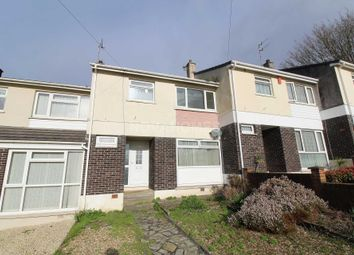 3 bed terraced house for sale in Frogmore Avenue, Plymouth PL6