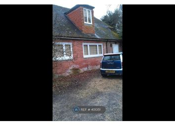 Thumbnail 1 bed flat to rent in Rodgate Lane, Haslemere