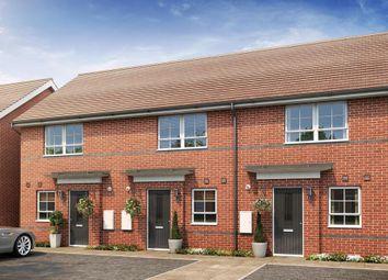 "Thumbnail 2 bed terraced house for sale in ""Washington"" at Inglewhite Road, Longridge, Preston"