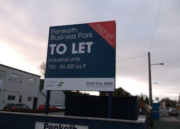 Thumbnail Light industrial to let in Unit 7 Penketh Business Park, Liverpool Road, Warrington