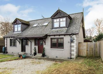 Thumbnail 2 bed semi-detached house for sale in Millan Park, Lumphanan, Banchory