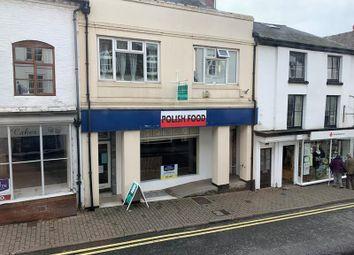 Thumbnail Retail premises for sale in 10, New Street, Ledbury, Herefordshire