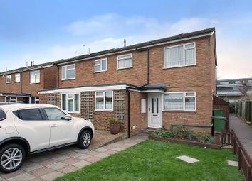 3 bed semi-detached house for sale in Willard Close, Eastbourne BN22