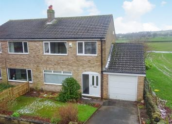Thumbnail 3 bed semi-detached house for sale in Banksfield Mount, Yeadon, Leeds