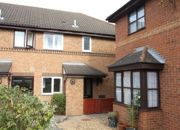 Thumbnail 2 bed terraced house to rent in Jasmine Close, Bedford