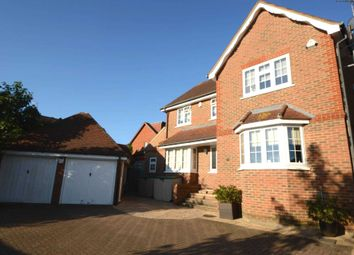 Thumbnail 4 bedroom detached house for sale in Beechcroft Road, Bushey