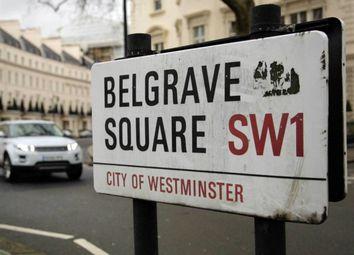 Belgrave Square, Belgravia SW1