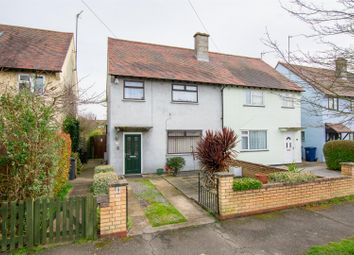 3 bed semi-detached house for sale in Gunhild Close, Cambridge CB1