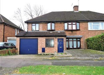 Thumbnail 5 bed semi-detached house to rent in Berry Way, Rickmansworth