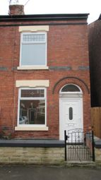 Thumbnail 2 bedroom end terrace house to rent in Dundonald Street, Stockport