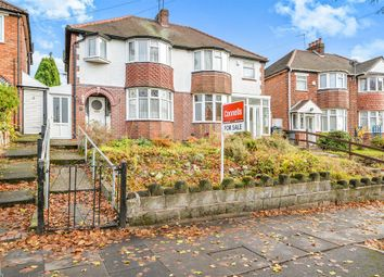 Thumbnail 3 bed semi-detached house for sale in Warren Hill Road, Kingstanding, Birmingham