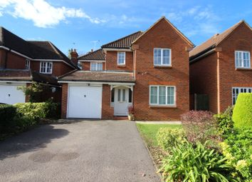 Thumbnail 4 bed detached house for sale in Cypress Avenue, Welwyn Garden City