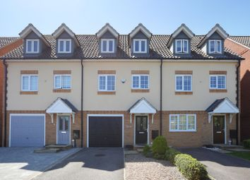 Thumbnail 3 bed town house for sale in Thunderfield Close, Broxbourne