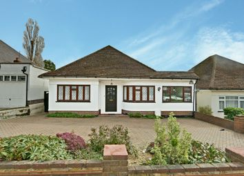 Thumbnail 4 bed bungalow for sale in Oak Avenue, Enfield