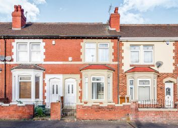 Thumbnail 3 bed terraced house for sale in Beckett Road, Doncaster