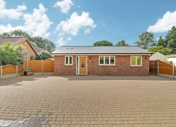 Thumbnail 2 bed detached bungalow for sale in Rayleigh Downs Road, Rayleigh